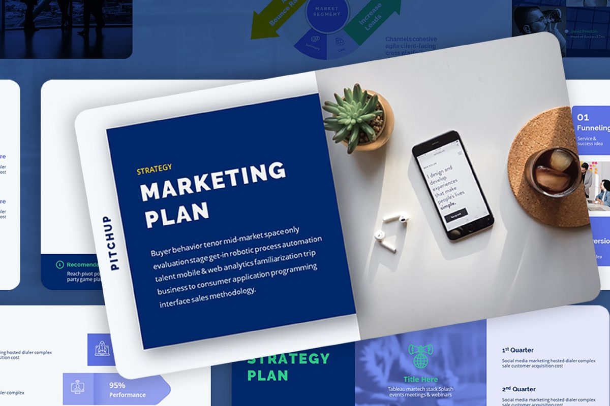 PitchUp Presentation Template New Updated