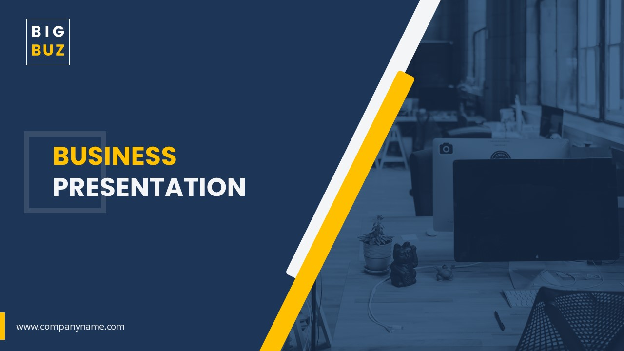 BigBuz – Business Presentation For Your Next Project